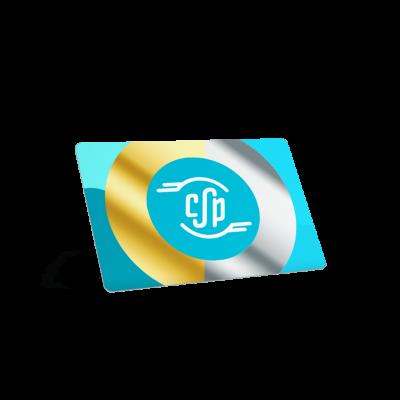 cardsprint stampa card dorate