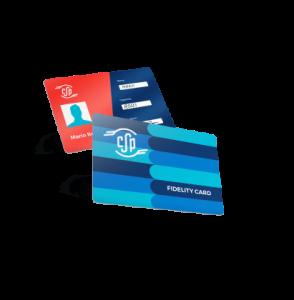 fidelity card personalizzate